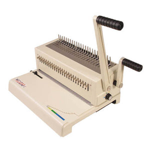 Megabind-1 Legal Size Plastic Comb Binding Machine