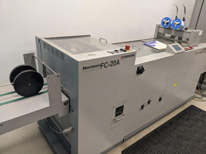 Horizon SPF-20A Automated Booklet Making System - Refurbished