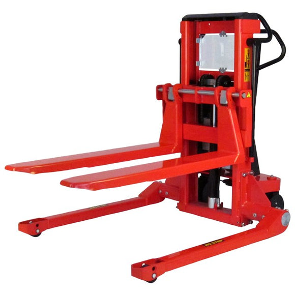 Interthor Logiflex LF Mini with Flex Carriage (Manual Lift/Manual Push) Capacity 2200 Lbs, Straddle