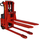 Interthor Logiflex SELF Mini with Flex Carriage (Electric Lift/Electric Push) Capacity 2200 Lbs, Fork Over