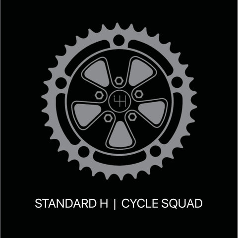 STANDARD H Cycle Squad Playlist