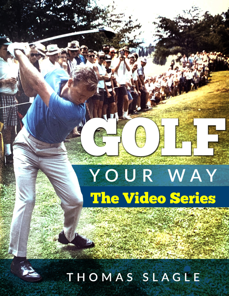 Golf Your Way System - Digital Video Series