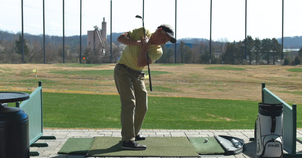 Chapter 8 - The First of the Gross Motor Flaws: Lack of Sufficient Backswing Length or Depth - (6:02)
