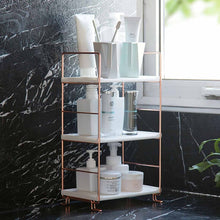 Load image into Gallery viewer, Luxe Bathroom Storage Rack