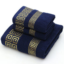 Load image into Gallery viewer, Legend Cotton Towel Set