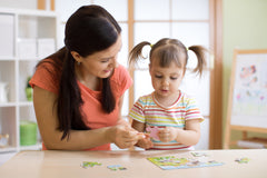 The Importance of Puzzles in Your Child's Ongoing Development