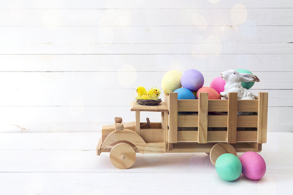 When Chocolates Aren't Enough: Picking the Perfect Easter Toy
