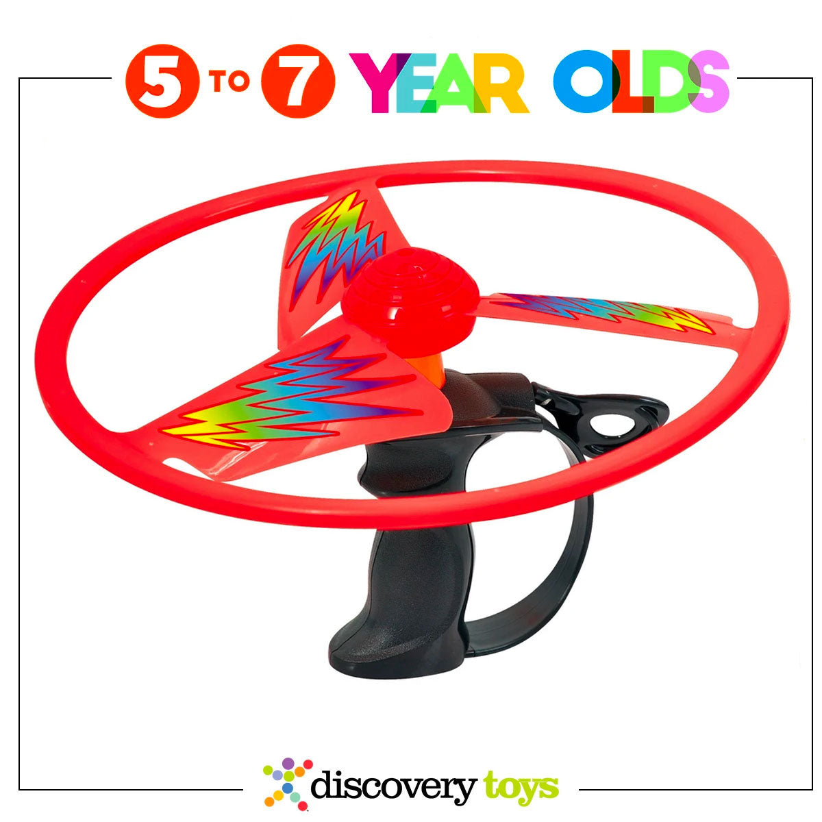 5 to 7 Years Old