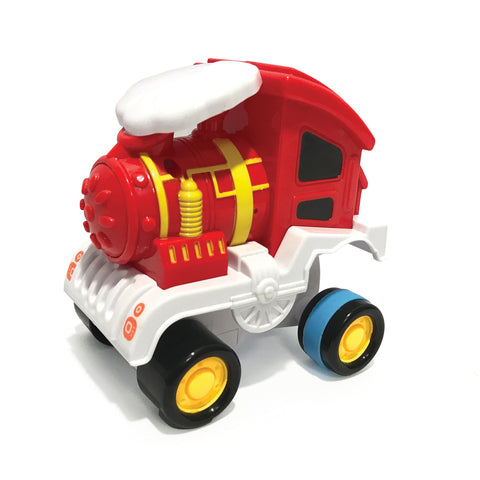 TUMBLIN' TRAIN - Discovery Toys