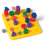 GIANT PEGBOARD® Learning Activity Set