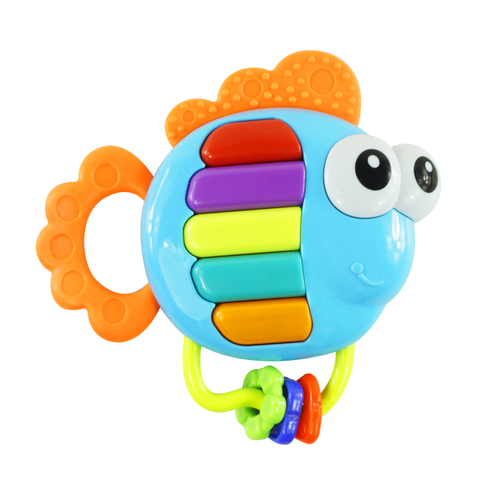 FISH A TUNE Musical Activity Toy