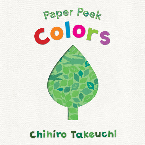 PAPER PEEK COLORS