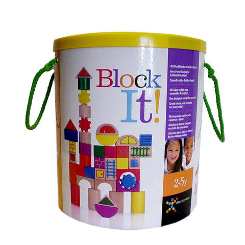 Block It! - Discovery Toys