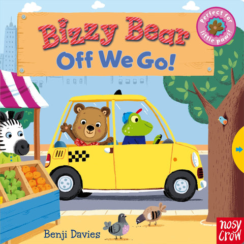 BIZZY BEAR: OFF WE GO! - Discovery Toys