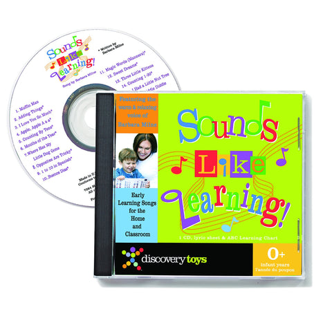 Sounds Like Learning! - Discovery Toys