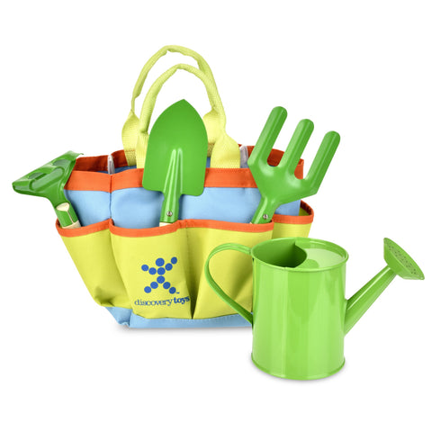 Jr. Garden Tote Set - Discovery Toys