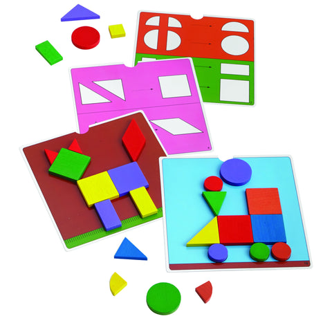 PLAYFUL PATTERNS Heirloom Edition - Discovery Toys