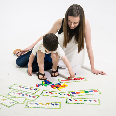 BUSY BUGS Pre-Math Manipulatives Set
