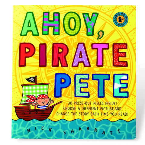 Ahoy, Pirate Pete - Discovery Toys