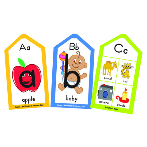 Sounds Like Phonics™ On-The-Go ABC's - Discovery Toys