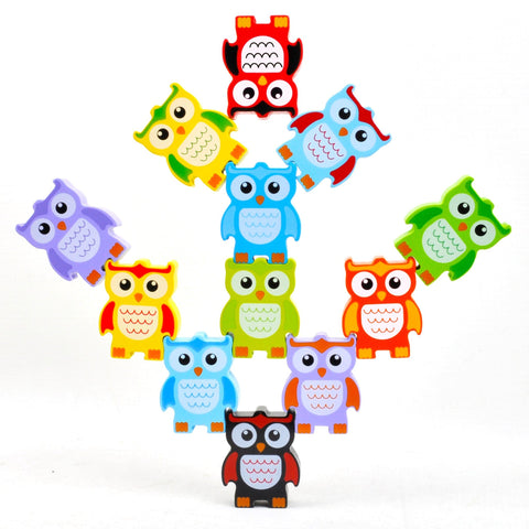 Stacking Owls - Discovery Toys