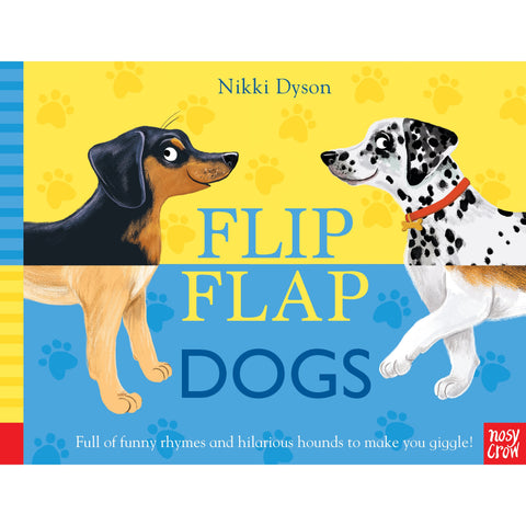 FLIP FLAP DOGS - Discovery Toys