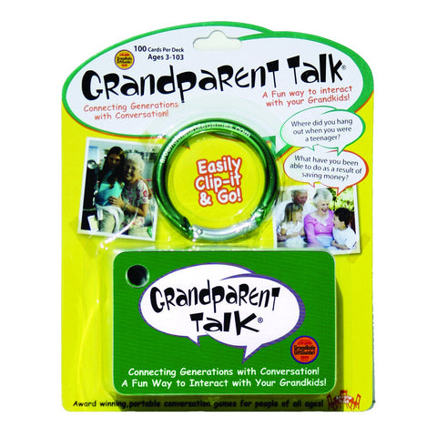 GRANDPARENT TALK - Discovery Toys