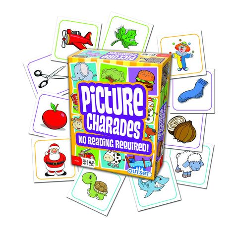 PICTURE CHARADES - Discovery Toys