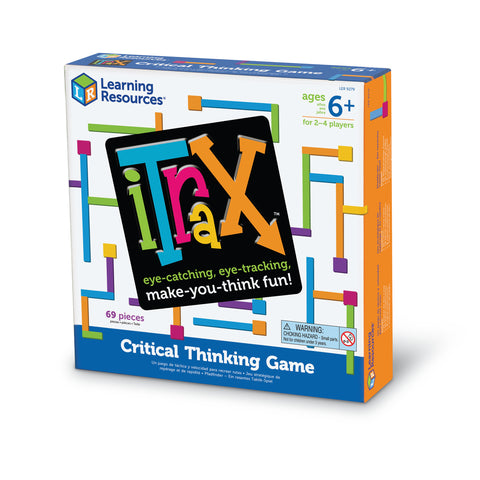 iTRAX™ CRITICAL THINKING GAME