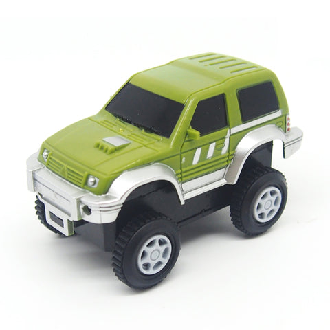 Zip Track Car - Discovery Toys