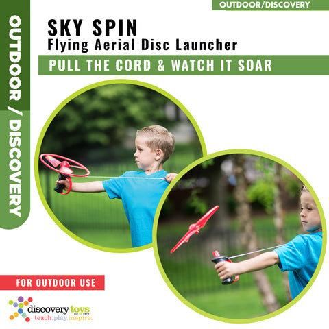 SKY SPIN Wings 2-Pack