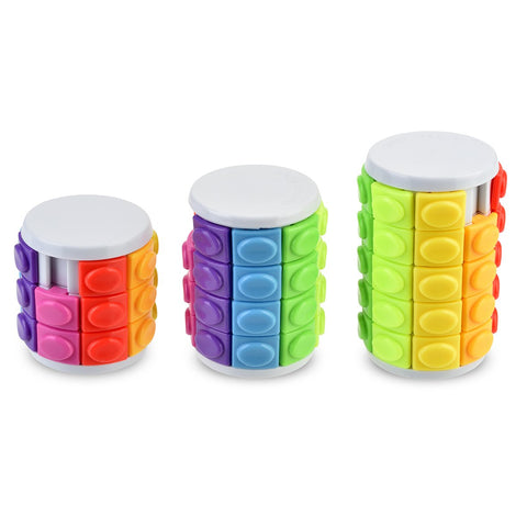 COLOR COB Slide Puzzle - Discovery Toys