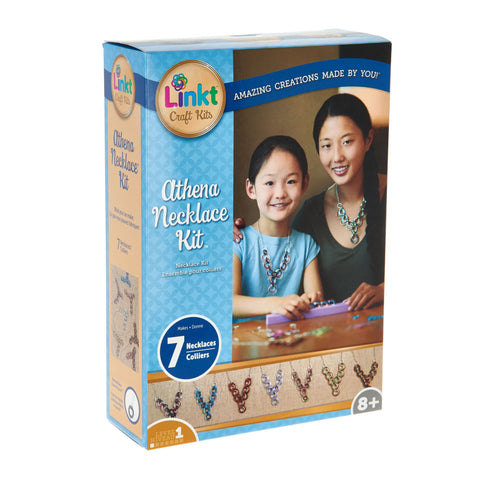 LINKT ATHENA Necklace Kit - Discovery Toys