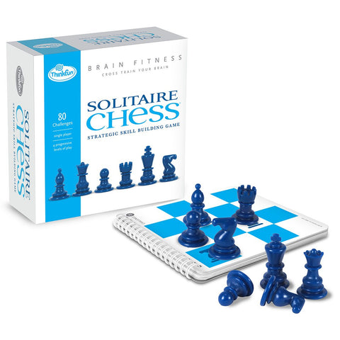 BRAIN FITNESS SOLITAIRE CHESS®