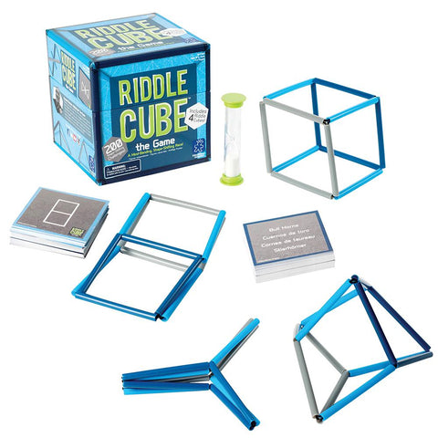 RIDDLECUBE THE GAME - Discovery Toys