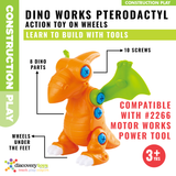 DINO WORKS - PTERODACTYL DIY Take-Apart
