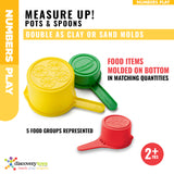 MEASURE UP!® POTS & SPOONS