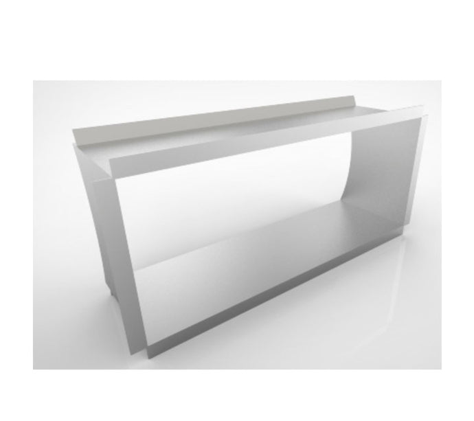 Galvanized Steel Rectangular Lateral