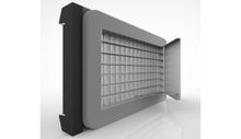 Load image into Gallery viewer, Extruded Aluminum Rectangular Supply Grilles