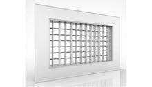 Load image into Gallery viewer, Steel Supply Rectangular Grille