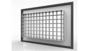 Steel Supply Rectangular Grille