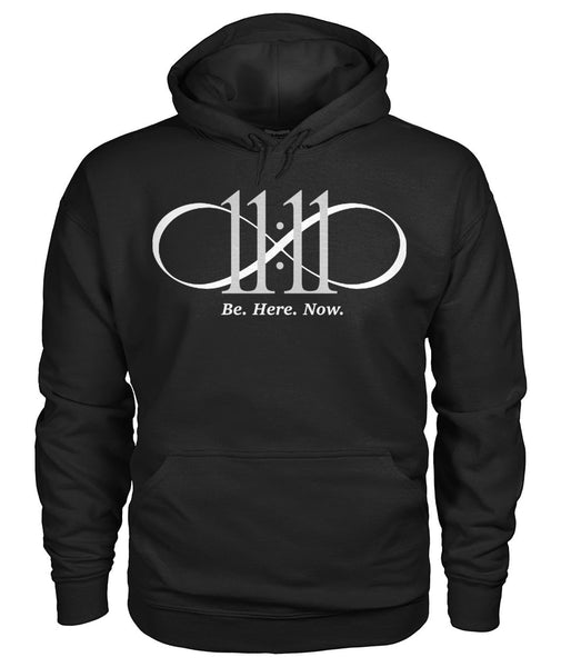 11:11 Infinity - Be Here Now  - Shirts and Hoodies