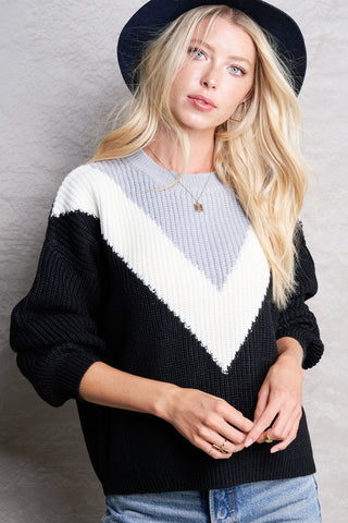 The Lindy Loose Fit Sweater