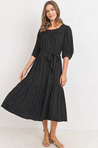 The Courtney Tiered Dress