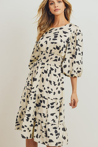 The Kristen Chic Streak Dress