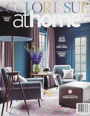 At Home Magazine Color Issue May 2019