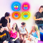 Winky Wink Neon Sign - Smart D2 Playrooms