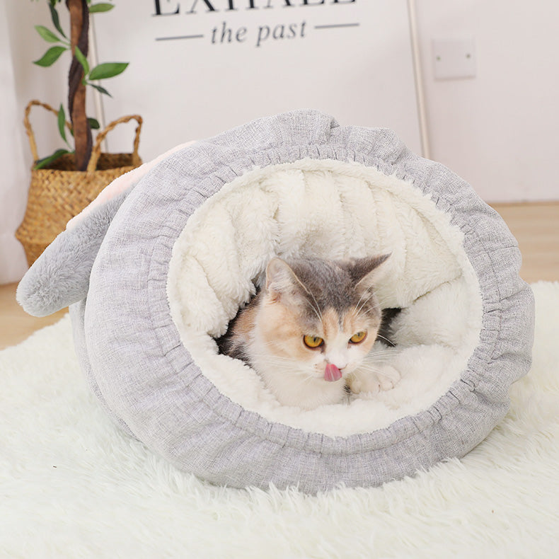 Comfy Cat Tunnel House - Catyfy