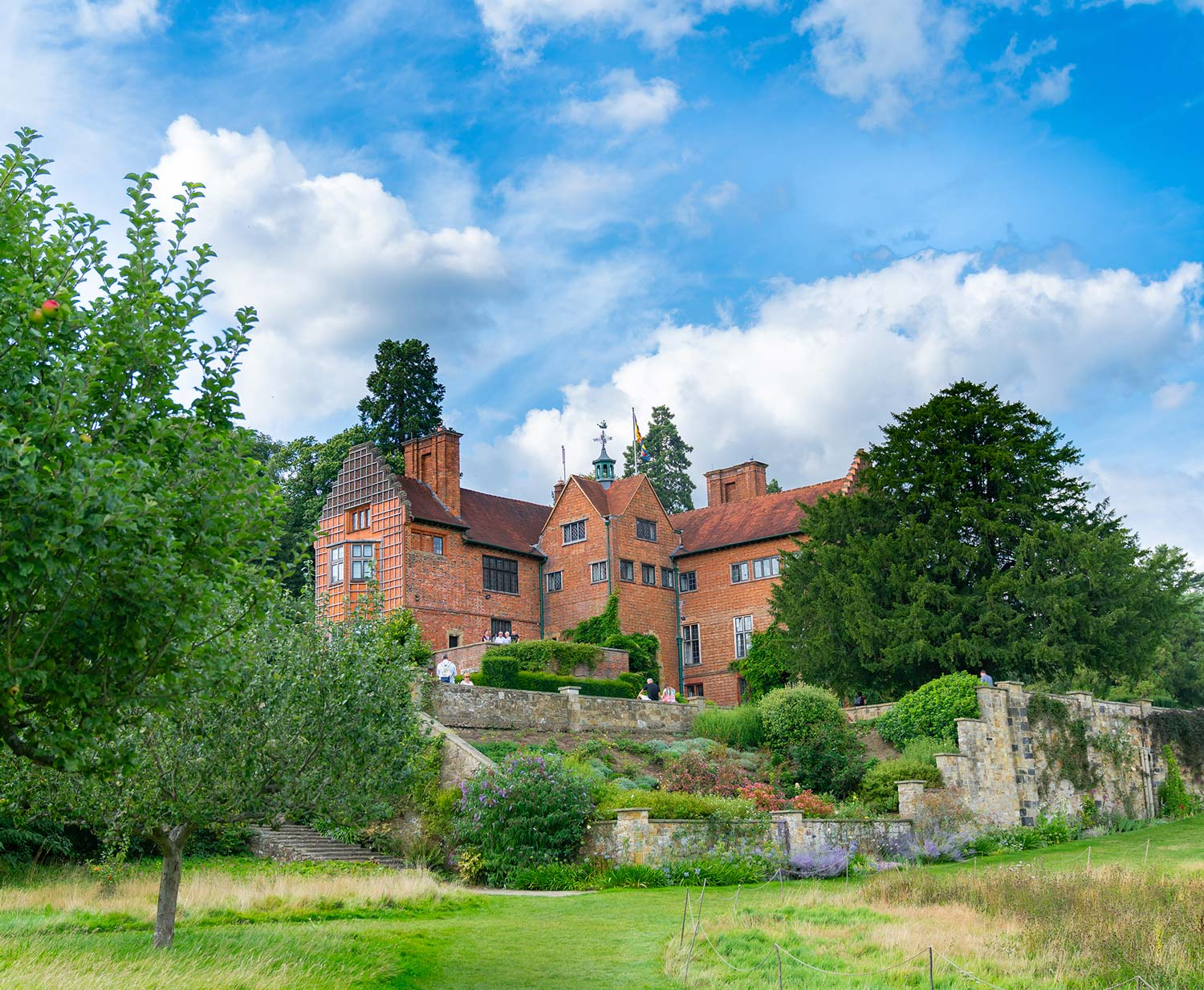 Chartwell House in Westerham