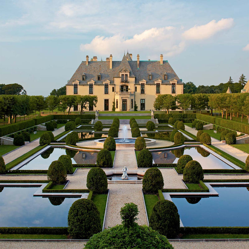 Oheka Castle Inspiration for Great Gatsby by F Scott Fitzgerald - Edenbridge Fragrances